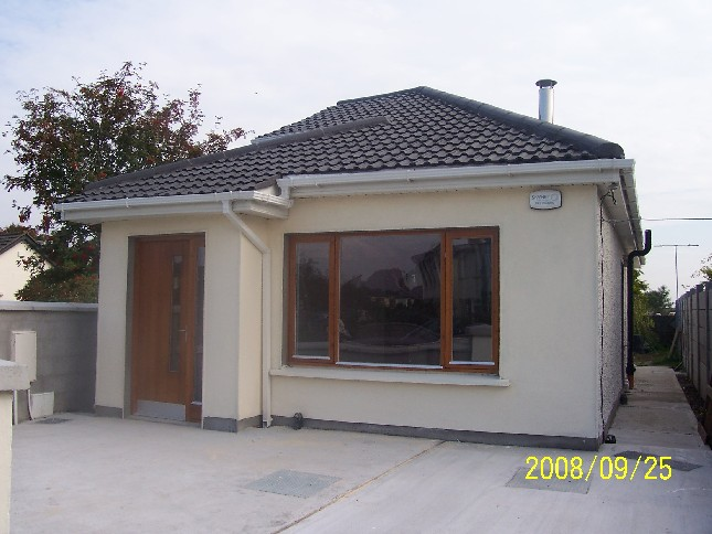 Dormer bungalow dublin 20 Modern small bungalow designs