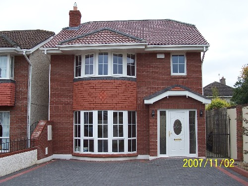 Detached 2 story house in Blanchardstown, Dublin 15