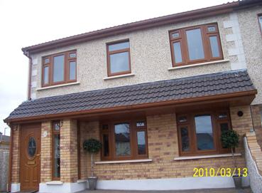 Self Built Dwelling In Clondalkin