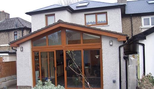 Great 2 Story House Extension In Inchicore, Dublin 8