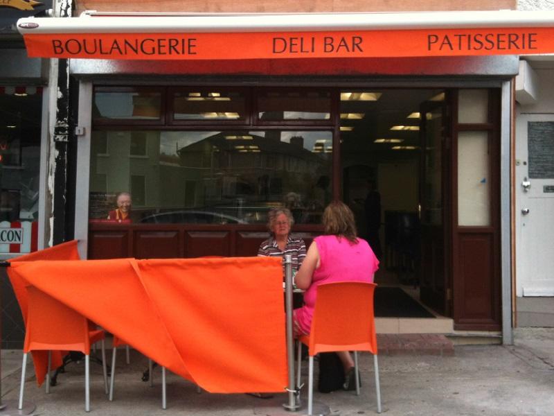 La Boulangerie. Cafe - Deli - Restaurant in Inchicore, Dublin 8